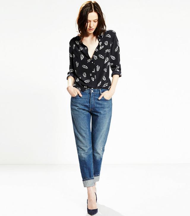 Levi's Women's 501 CT Jeans