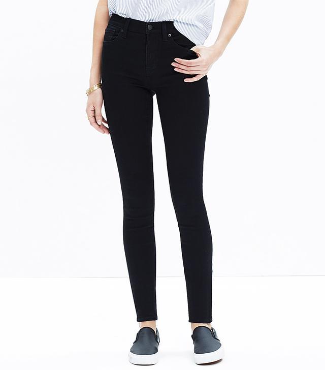 Madewell High Riser Skinny Skinny Jeans