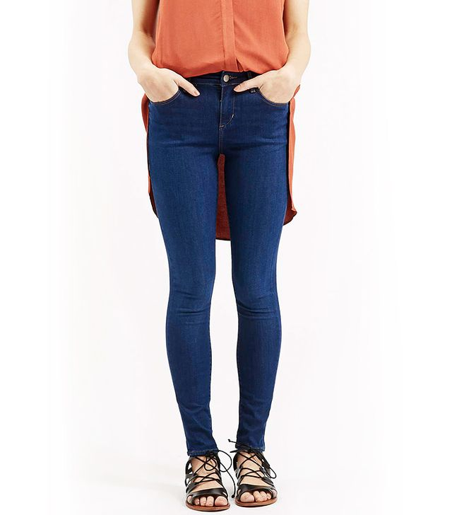 Topshop Moto Vintage Leigh Jeans