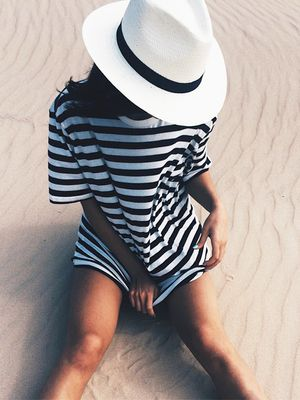 Under $50: The Perfect Striped Outfit