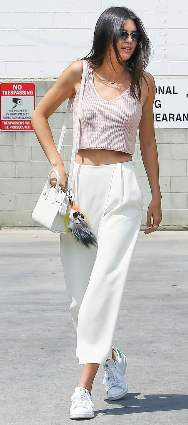 8 Times Kendall Jenner Wore Something Under $100