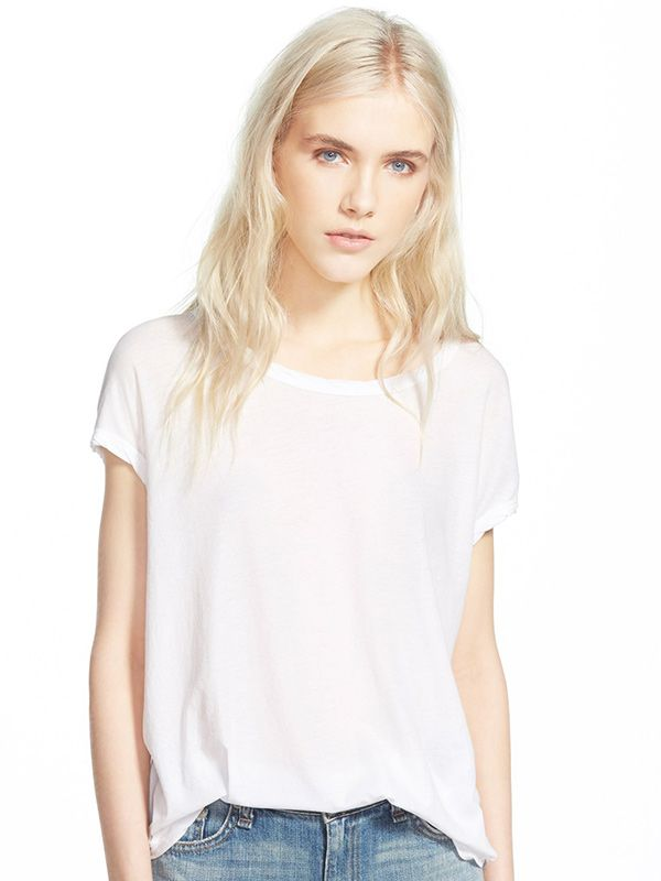 James Perse Short Sleeve Tee