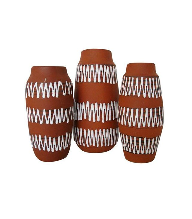 chairish.com West German Ceramic Vases