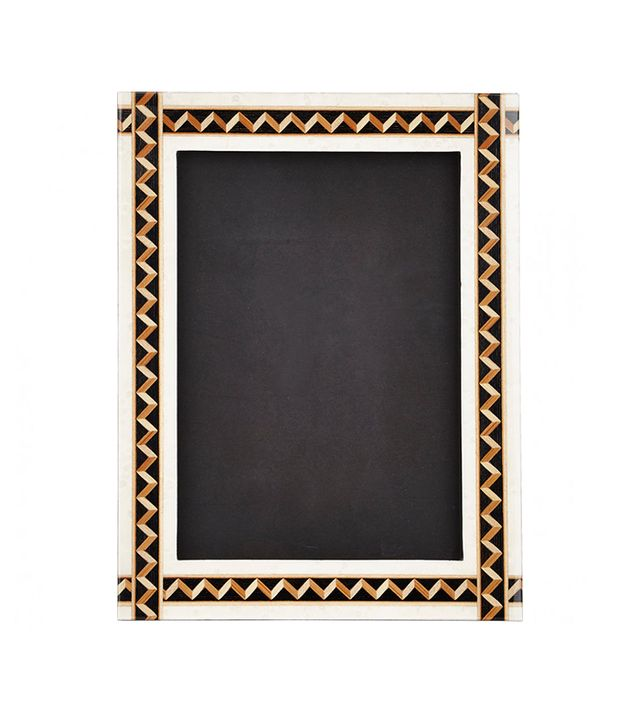 Barneys New York Lacquered Wooden Picture Frame