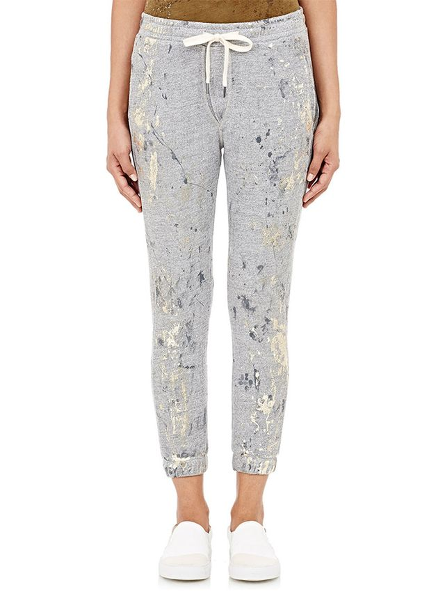 NSF Paint-Splatter Sweatpants