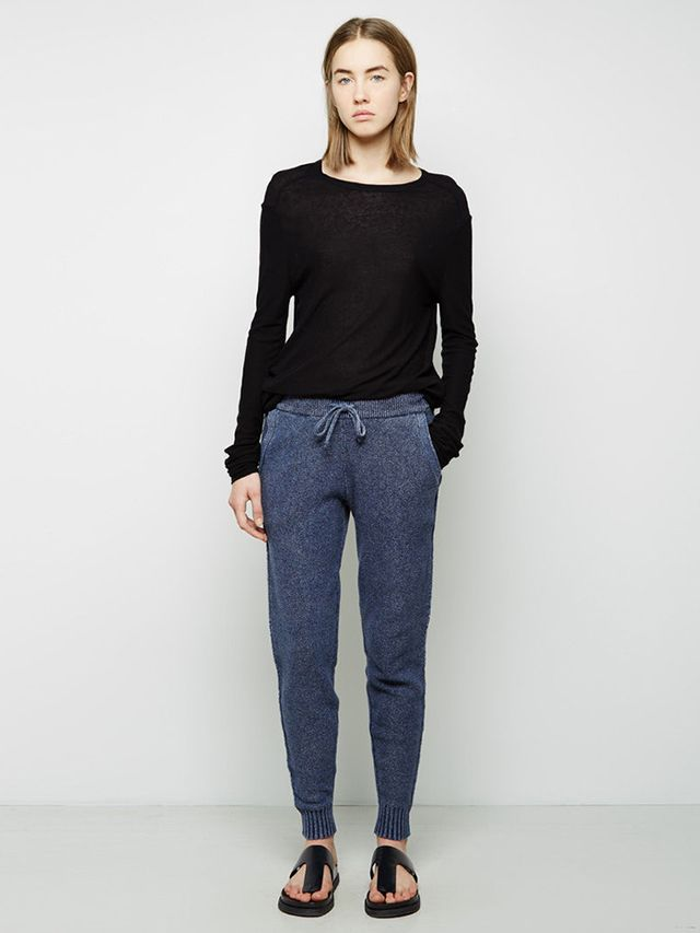 T by Alexander Wang Acid Washed Sweatpants
