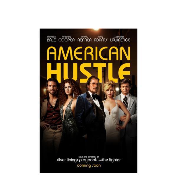 Amazon American Hustle