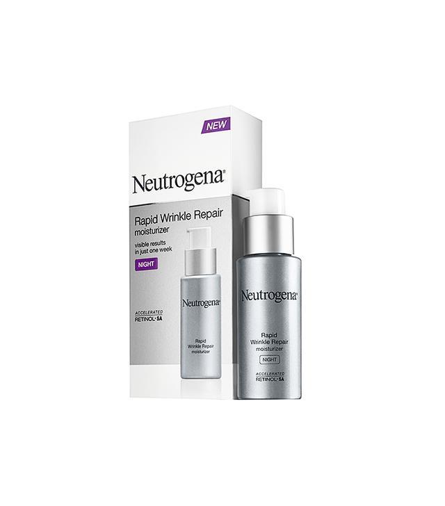 Neutrogena Wrinkle Repair Night Moisturizer