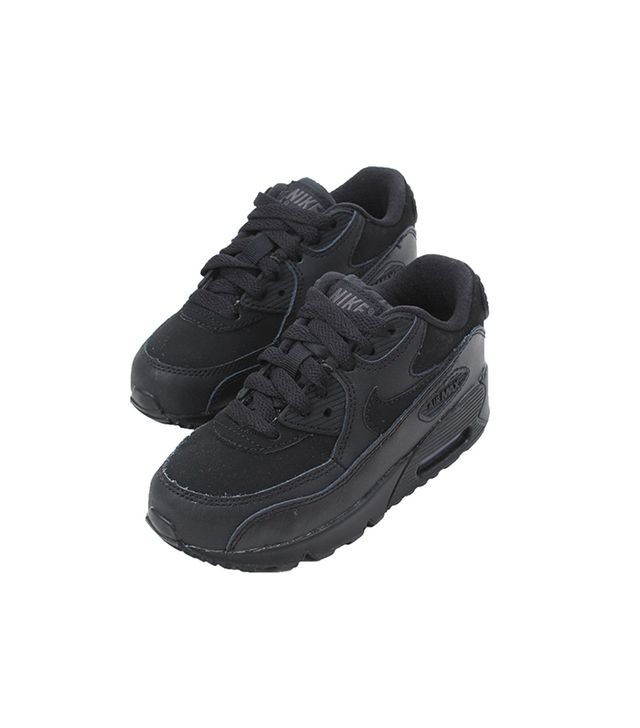 Nike Air Max 90 Black Kids School Shoes