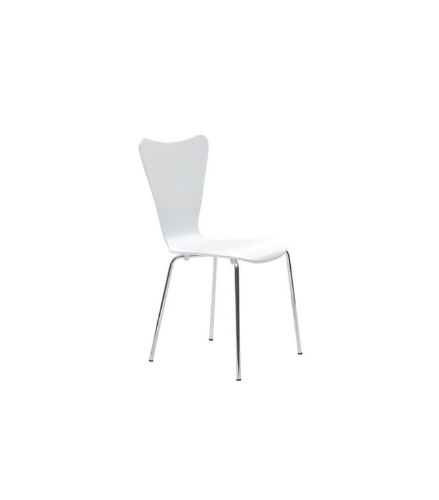 Modern Way Ernie Dining Side Chair in White
