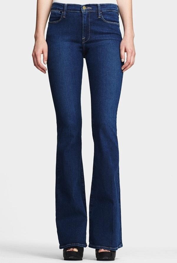 Frame Denim Le High Flare Flare Leg Jeans