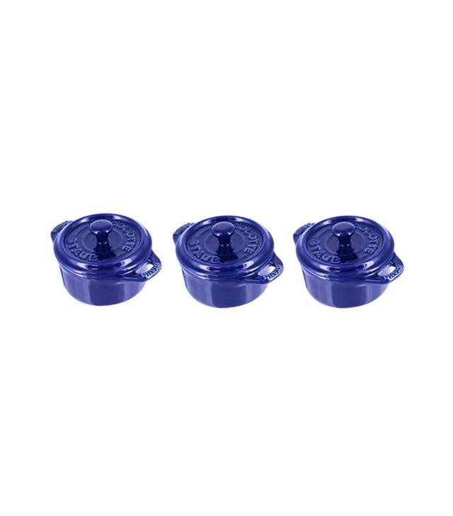 Staub Ceramic Round Mini Cocotte
