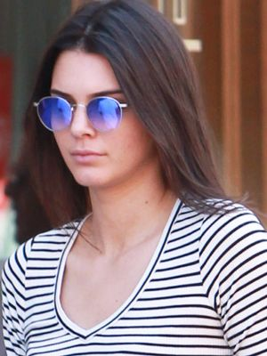 Kendall Jenner's $25 Express Tee Can Be Layered With Everything