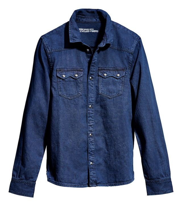 H&M Close the Loop Denim Collection