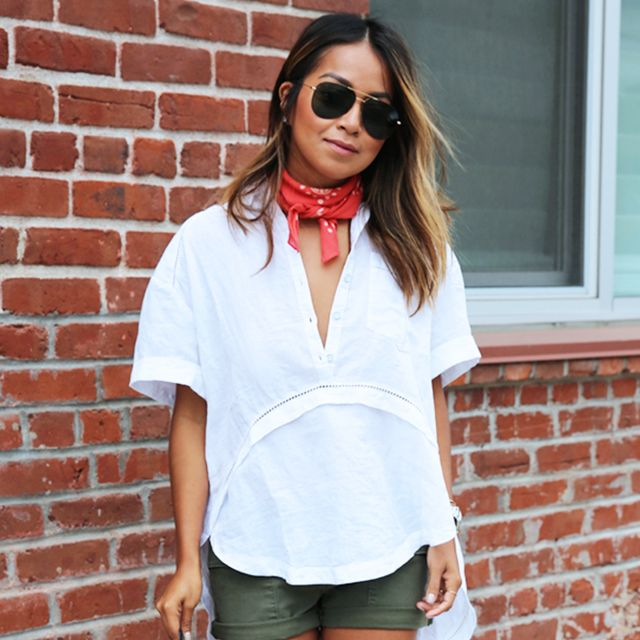 7 Easy Labor Day Outfits—No Labor Required