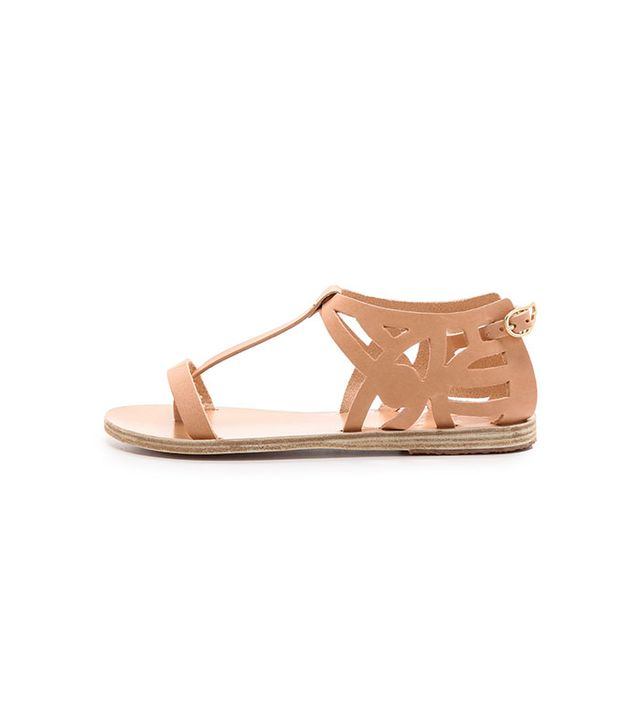 Ancient Greek Sandals Lia Cage Sandals