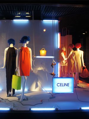 Inside the Job of a Store Window Designer