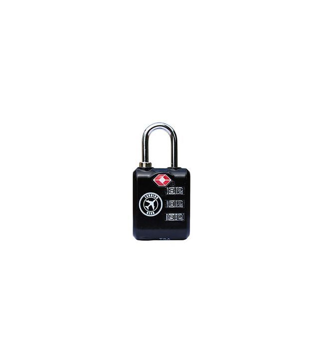 Landing Gear TSA Lock Heavy Duty 3-Digit Combination Luggage Padlock
