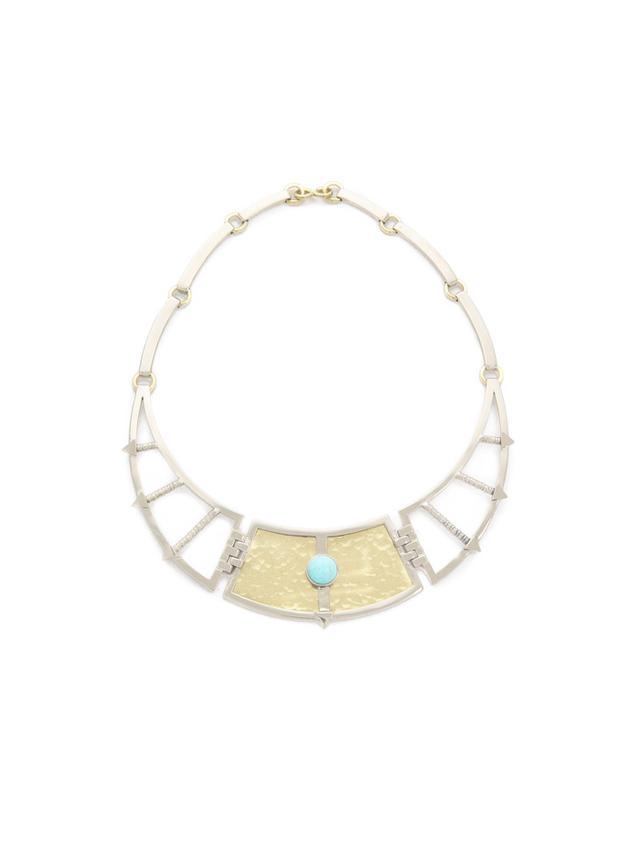Pamela Love Frida Breastplate Necklace
