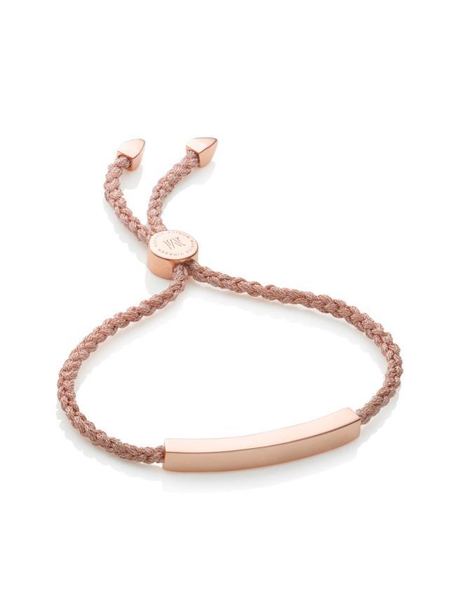 Women's Monica Vinader Linear Friendship Chain Bracelet