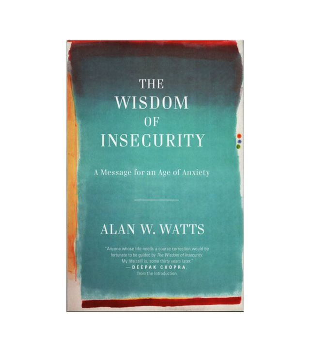 Alan Watts The Wisdom of Insecurity