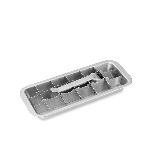 Onyx Stainless-Steel Ice Cube Tray