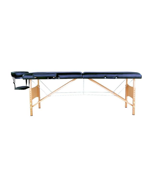 Best Massage Black Portable Massage Table