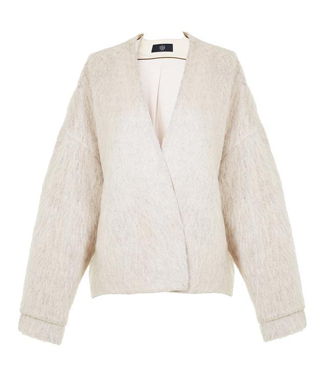 Tibi Sivoy Mohair Cozy Jacket