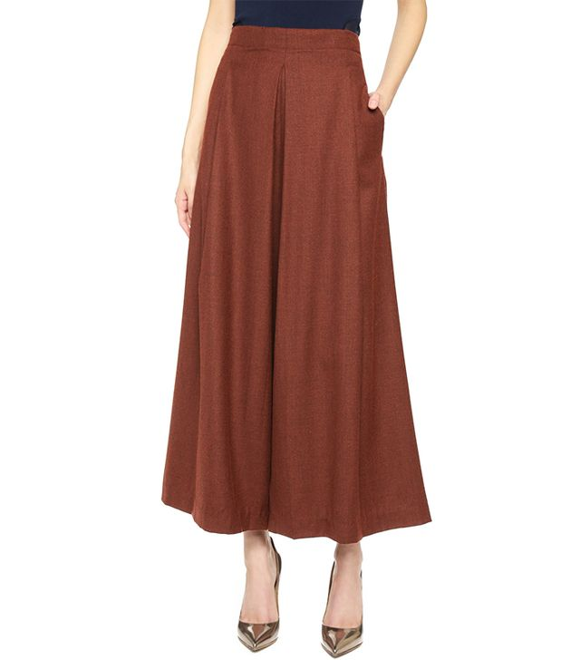 By Malene Birger Avina Wide Leg Trousers