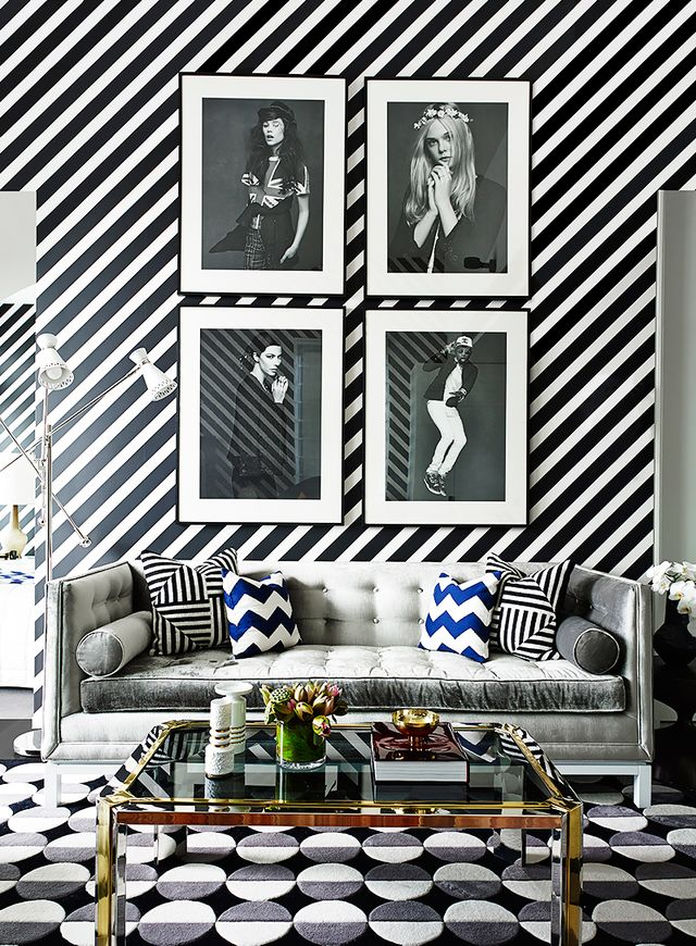 Australian interior designer Greg Natale is the king of pattern. He loves transforming a room using bold prints you wouldn't normally consider pairing together. When he does it, you wonder why you...