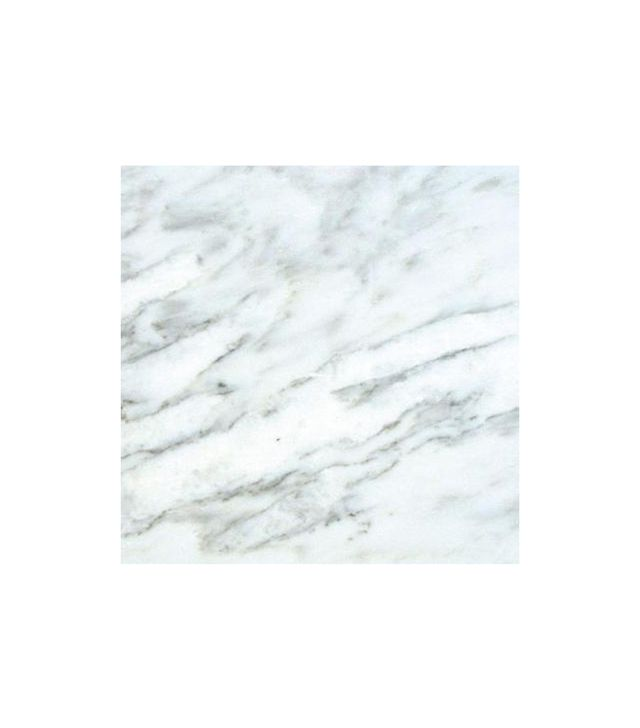 MS International Greecian White Honed Marble Floor and Wall Tile