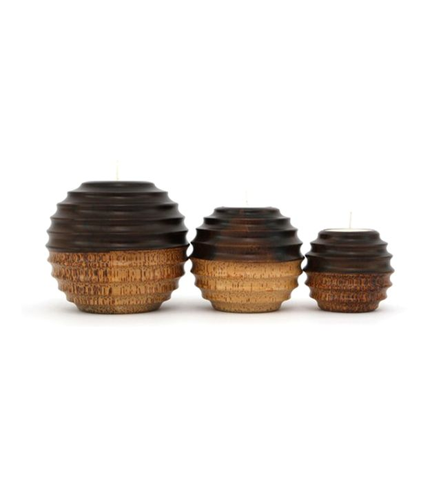Artisan Connect Sono Wood and Coconut Candles