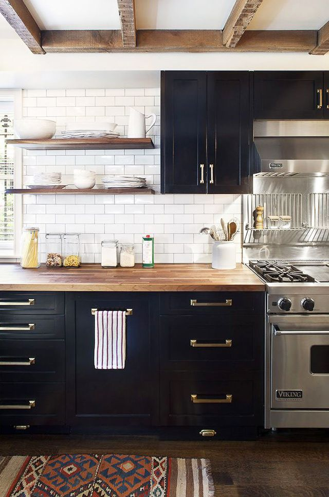 Current Yet Timeless Kitchen