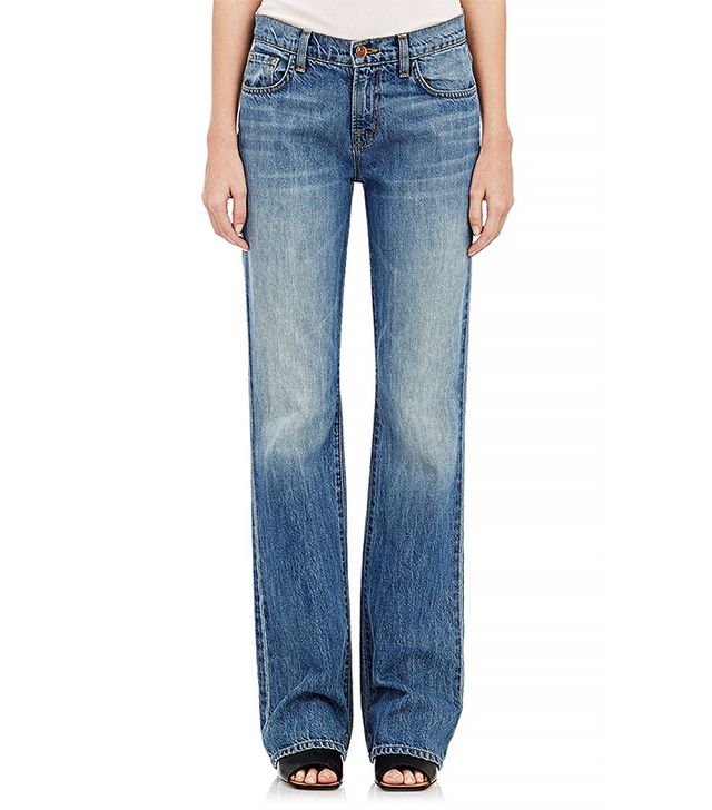 J Brand Flared Sabine Jeans