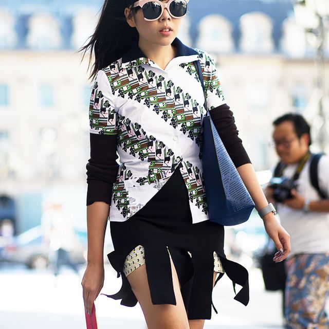 The Fall Skirt We Predict Every Cool Girl Will Own