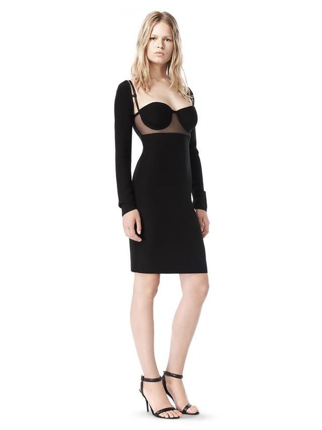 Alexander Wang Fall 09 Bra Cup Dress