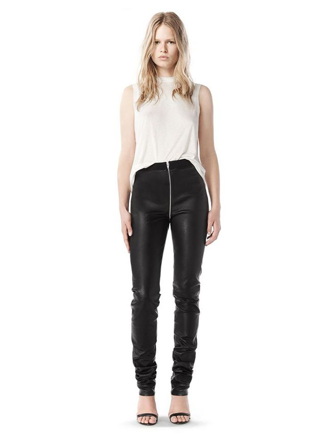 Alexander Wang Fall 08 Stretch Leather Pants