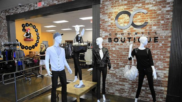 Goodwill Is Opening Chic High-End Boutiques