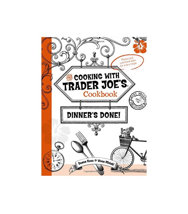 Cooking With Trader Joe's Cookbook by Deanna Gunn