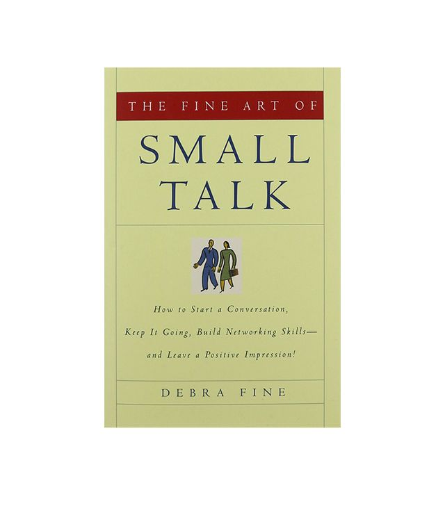 Debra Fine The Fine Art of Small Talk