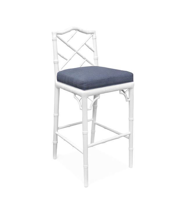Jonathan Adler Chippendale Counter Stool