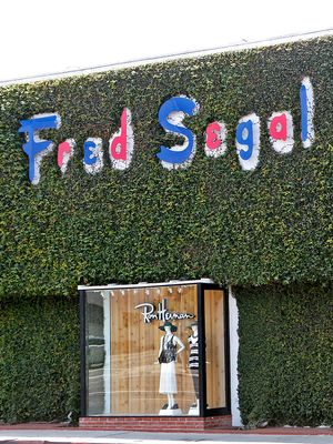 You Can Finally Shop Fred Segal Online