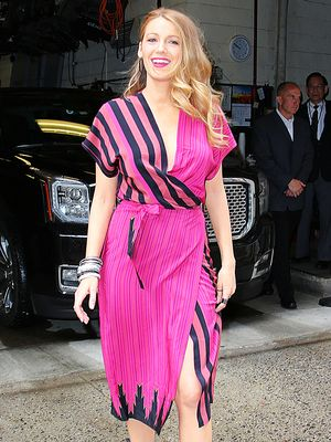 Blake Lively's 8 Rules of Style