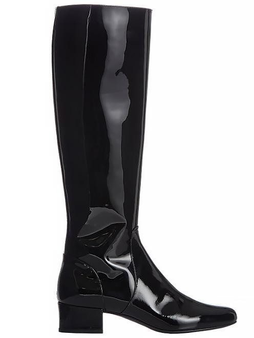 Saint Laurent Babies Knee Boots