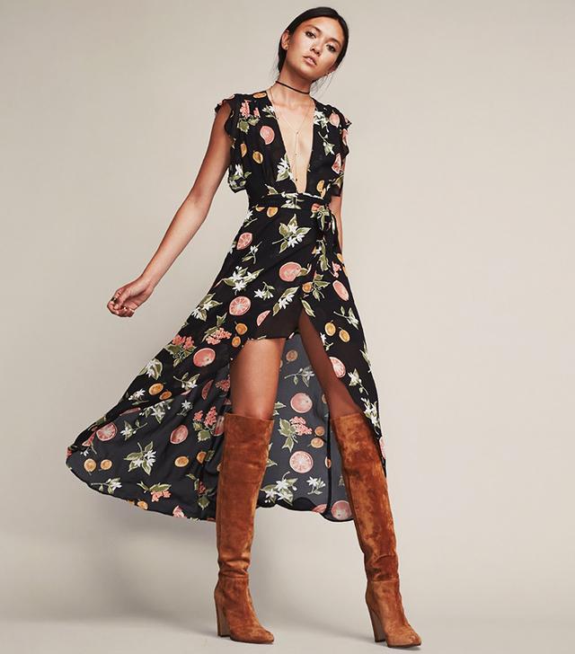 Reformation Charlene Dress