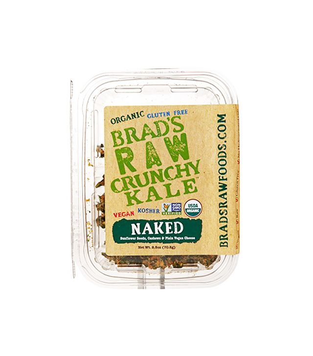 Brad's Raw Crunchy Kale Naked Chips