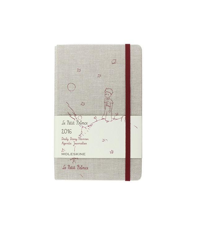 Moleskin 2016 Le Petit Prince Limited Edition Daily Planner