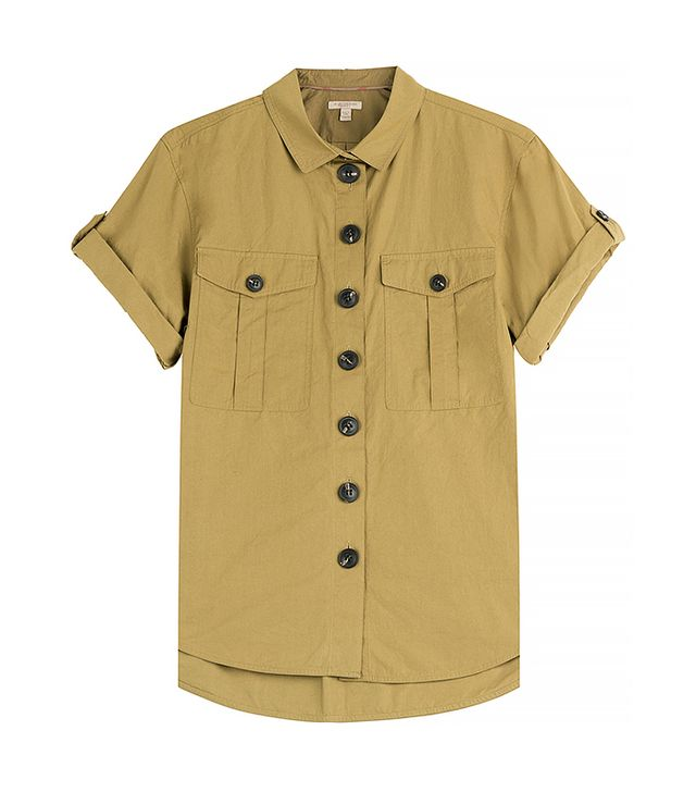Burberry Brit Cotton Shirt