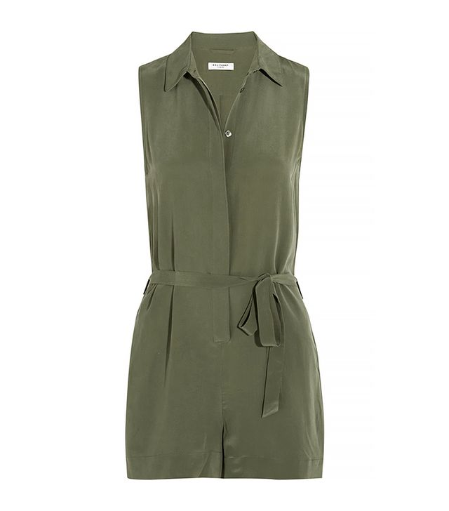 Equipment Earl Wash-Silk Playsuit