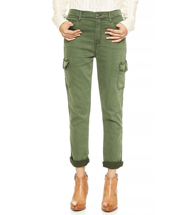 Mother Vagabond Cargo Pants